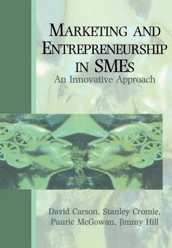 Marketing and Entrepreneurship in SMEs (Paperback)