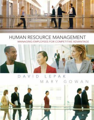 Human Resource Management: United States Edition: Managing Employees for Competitive Advantage (Hardback)