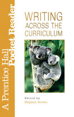 Writing Across the Curriculum: A Prentice Hall Pocket (Paperback)