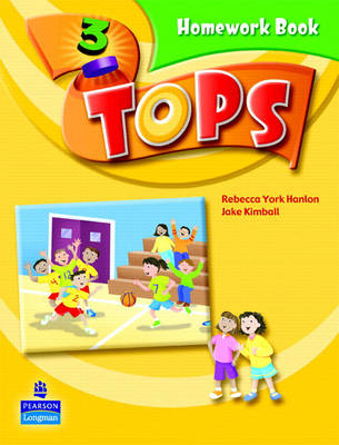 Tops Homeowork Book, Level 3 (Paperback)
