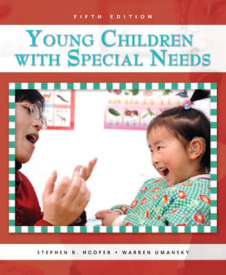 Young Children with Special Needs (Paperback)