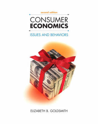 Consumer Economics: Issues and Behaviors: United States Edition (Hardback)