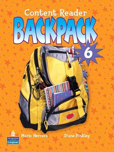 Backpack 6 Content Reader (Paperback)