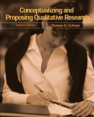 Conceptualizing and Proposing Qualitative Research: A Mindwork for Fieldwork in Education and the Social Sciences (Paperback)