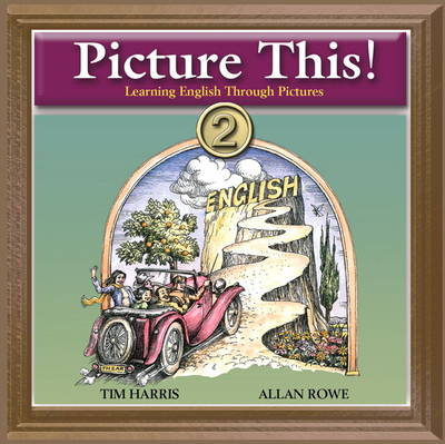 Picture This! 2: Learning English Through Pictures Audio CD (CD-Audio)