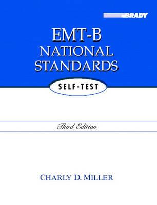 EMT-B National Standards Self-Test (Paperback)