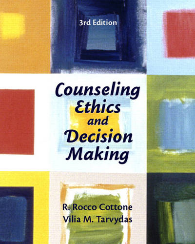 Counseling Ethics and Decision-Making (Paperback)