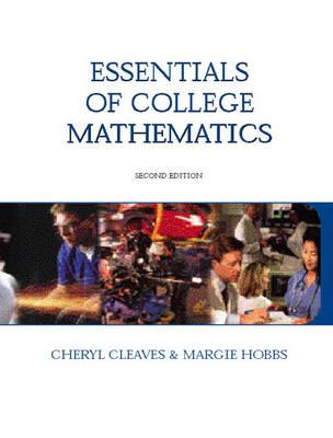 Essentials of College Mathematics (Paperback)