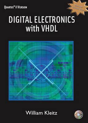 Digital Electronics with VHDL (Quartus II Version) (Hardback)