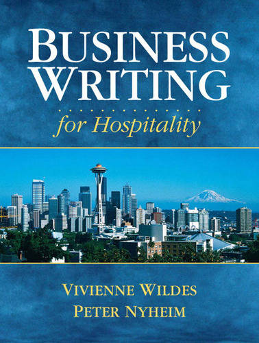 Business Writing for Hospitality (Paperback)