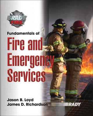 Fundamentals of Fire and Emergency Services with MyFireKit (Hardback)