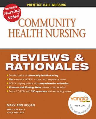 Prentice Hall Nursing Reviews & Rationales: Community Health Nursing (Paperback)