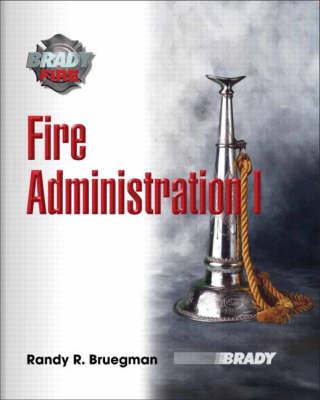 Fire Administration (Hardback)