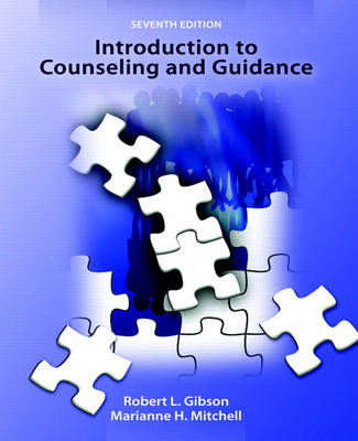 Introduction to Counseling and Guidance (Hardback)