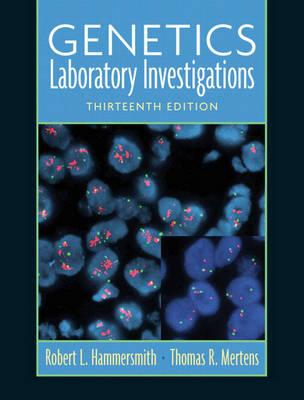 Genetics: Laboratory Investigations (Paperback)