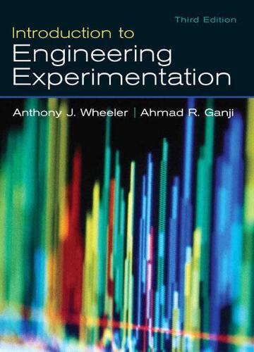 Introduction to Engineering Experimentation (Hardback)