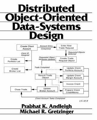 Distributed Object-Oriented Data-Systems Design (Paperback)