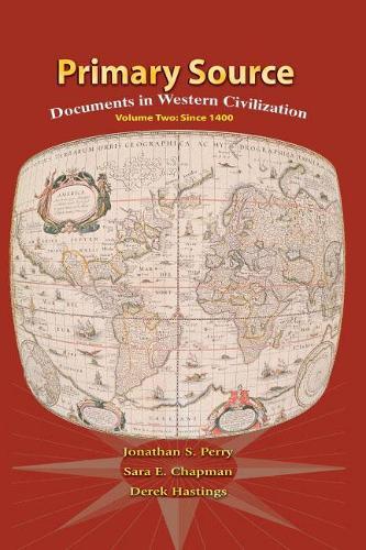 Primary Sources Western Civilization, Volume 2 for Primary Sources Western Civilization, Volume 2 (Paperback)