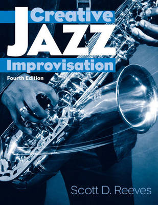 Creative Jazz Improvisation (Spiral bound)