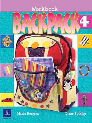 Backpack, Level 4 Workbook (Paperback)