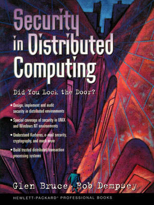 Security In Distributed Computing: Did You Lock the Door? (Paperback)