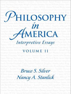 Philosophy in America, Volume 2 (Paperback)
