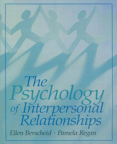 The Psychology of Interpersonal Relationships (Hardback)