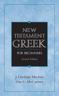 New Testament Greek for Beginners (Hardback)