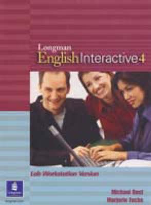 Longman English Interactive 4: UK Lab Workstation (CD-ROM)