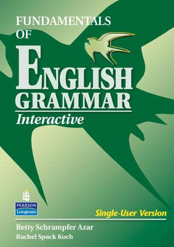 Fundamentals of English Grammar Interactive CD-ROM (CD-ROM)