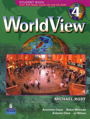 WorldView 4 with Self-Study Audio CD and CD-ROM Workbook 4A (Paperback)