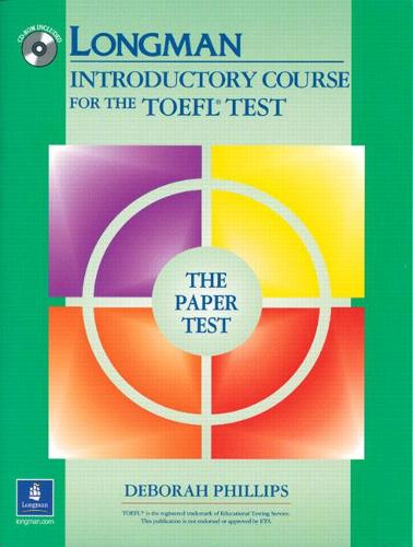 Longman introductory course for the toefl test the paper test book longman introductory course for the toefl test the paper test book with cd fandeluxe Choice Image