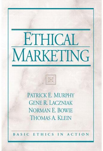 Ethical Marketing (Paperback)