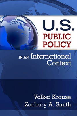 U.S. Public Policy in an International Context (Paperback)