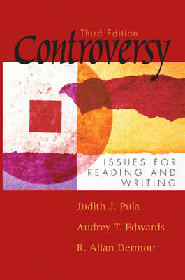 Controversy: Issues for Reading and Writing (Paperback)
