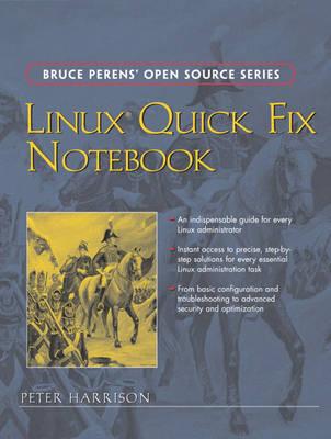 Linux Quick Fix Notebook (Paperback)