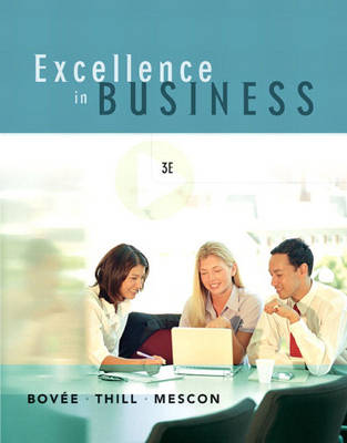 Excellence in Business (Hardback)