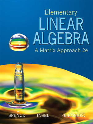 Elementary Linear Algebra (Hardback)