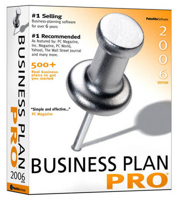 Business Plan Pro, Entrepreneurship: Starting and Operating a Small Business (CD-ROM)