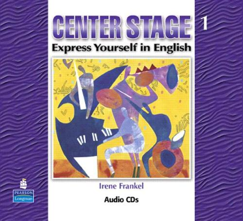 Center Stage 1 Audio CDs (CD-Audio)