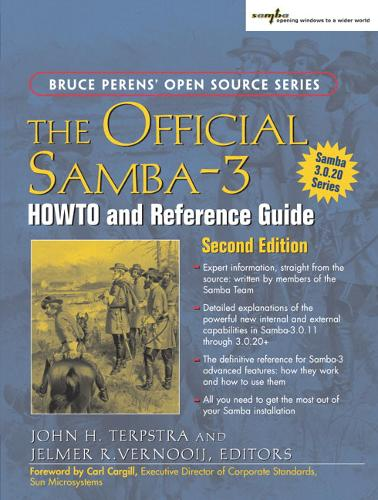 The Official Samba-3 HOWTO and Reference Guide (Paperback)