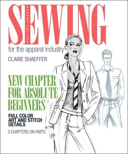 Sewing for the Apparel Industry (Paperback)
