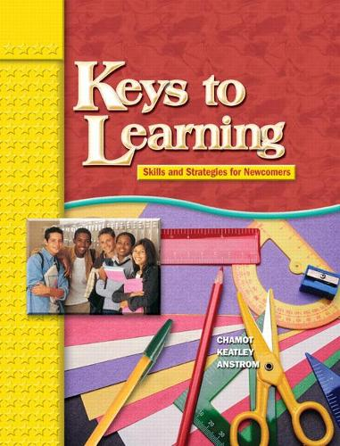 Keys to Learning: Skills and Strategies for Newcomers (Paperback)