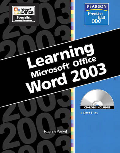 Learning Series (DDC): Learning Microsoft Office, Word 2003 (Paperback)