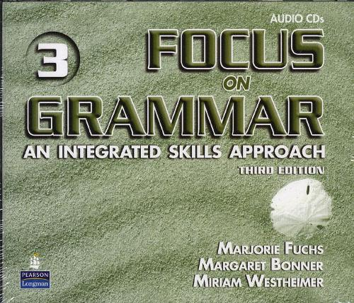 Focus on Grammar 3 Audio CDs (3) (CD-Audio)
