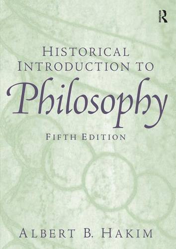 Historical Introduction to Philosophy (Paperback)