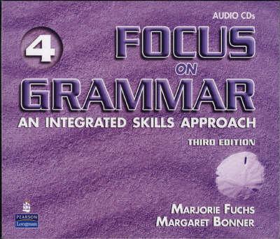 Focus on Grammar: Focus on Grammar 3 Audio CDs (3) High-Intermediate Level 3 (CD-Audio)