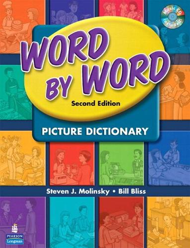 Word by Word Picture Dictionary English/Vietnamese Edition (Paperback)