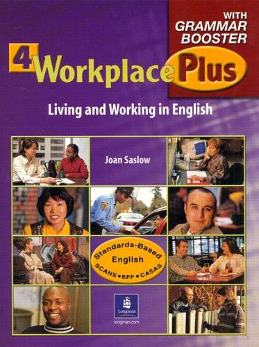 Workplace Plus 4 with Grammar Booster (Paperback)