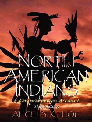 North American Indians: A Comprehensive Account (Paperback)